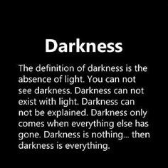 This quote perfectly describes the darkness within The Night Circus ...