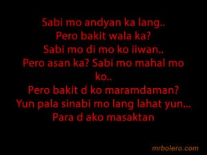 Love Quotes For Girlfriend Tagalog 2014 ~ Love Quotes For Him Tagalog ...