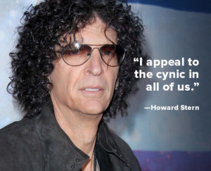 Howard Stern quote