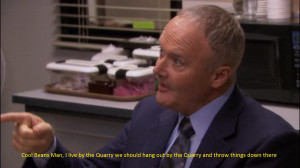 My absolute favorite Creed quote ( i.imgur.com )