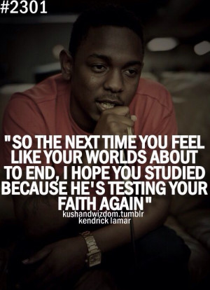 faith GOD WON'T TEST YOU....BUT HE DOES WAIT TO SEE IF YOUR FAITH ...