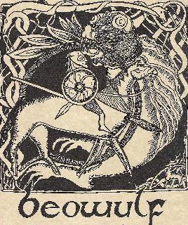 Beowulf ( Man Wolf )