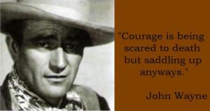 Who's the manliest actor, John Wayne or Clark Gable?