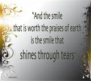 Smile Wallpapers with Quotes