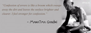 Mahatma Gandhi Leadership Quotes HD Wallpaper