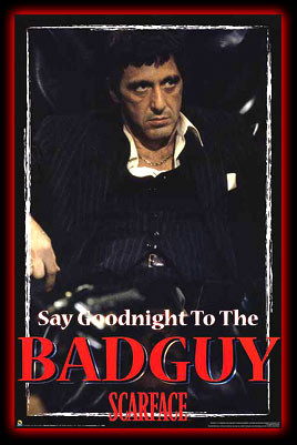 Bad Guy Scarface Quotes. QuotesGram | 268 x 401 jpeg 32kB