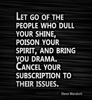 Sayings About Family Drama Steve maraboli quotes