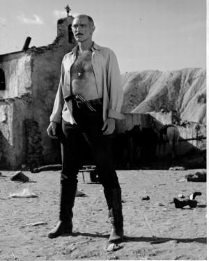 Lee Van Cleef Shirtless Photo