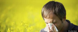 Allergy Season 101: 15 Exotic Allergies To Normal Things
