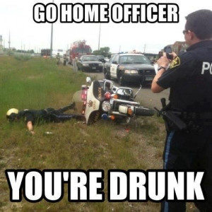 What is you favorite 'Go Home you are drunk' moment? Let me know ...