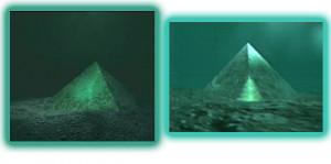 Bermuda Triangle Underwater Pyramids