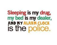 third 12 hour shift more alarm clocks drugs funny stuff so true funny ...
