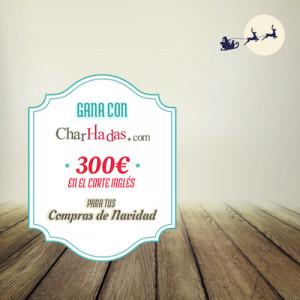 Gana con Charhadas un cheque regalo de 300 euros en El Corte Ingl s