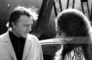 Richard Burton and Elizabeth Taylor - Le Harve - July 21, 1970 : News ...