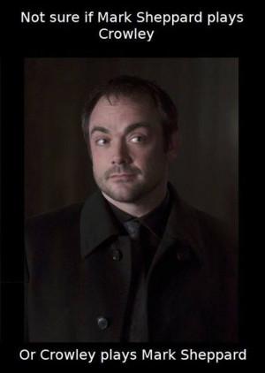 Supernatural | Crowley