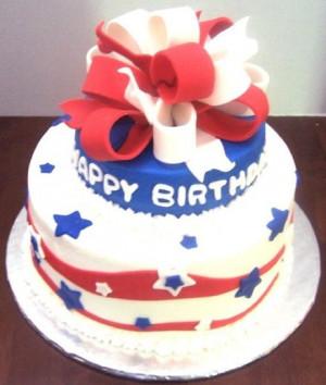4th of July Birthday Cake Ideas