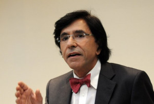 Elio di Rupo is the leader of the Wallonian Socialists.