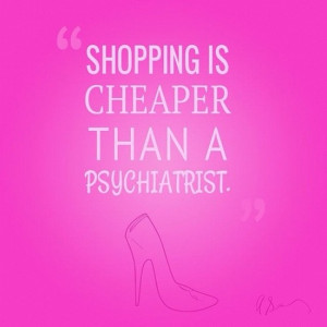 shopping #quotes quotes-sayings