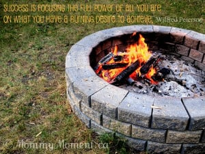 Quotes for You and Me ~ Burning Desire & Success