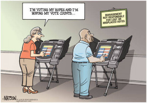 Comparative Analysis of Different Voting Systems