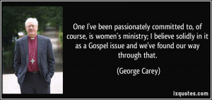 Quote and Images About Ministry