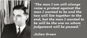 Julien green famous quotes 1