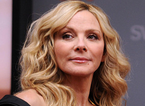 Kim Cattrall Page Images