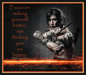 Warrior Wisdom & The Warrior Lifestyle