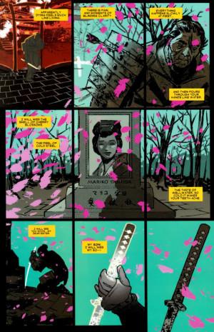 Respect Silver Samurai...Or he'll cut you. Feb 25, 2011 11:56:31 GMT ...
