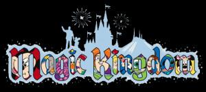Disney Magic Kingdom Clip Art