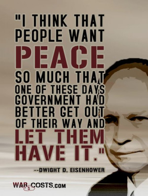 The Eisenhower Quote That You Have To See