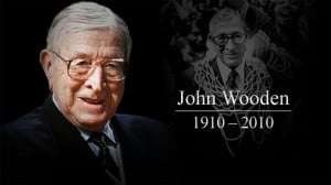 John Wooden Dies At Age 99