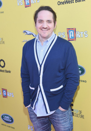 Ben Falcone Actor Ben Falcone attends P S ARTS presents Express