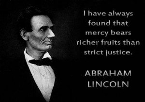 Abraham Lincoln And Pope Francis Agree On The Roles Of Mercy And ...
