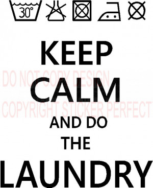 ... do the laundry funny cute vinyl wall decals quotes sayings lettering