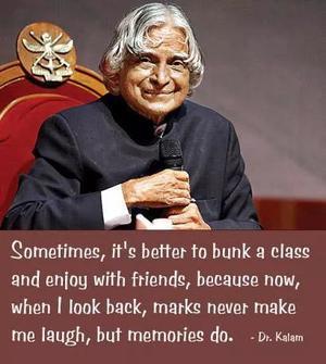 Quote of A. P. J. Abdul Kalam