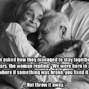 Grow Old Together Graphics