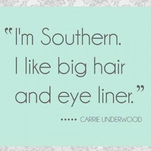 ... image include: big hair, eyeliner, Texas, carrie underwood and hair