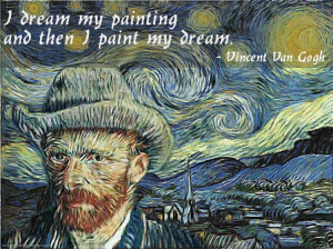 Vincent van Gogh - Painting Dreams