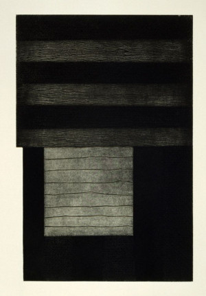 Sean Scully | The Fall, 1983, Etching, aquatint, Smithsonian American ...