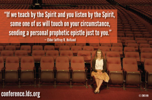 General Conference Has Something for You