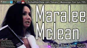 The Richie Allen Show on Davidicke.com: Maralee Mclean - 'Social ...