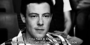 Finn Hudson Quotes