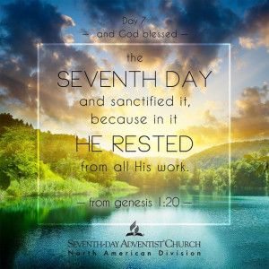The Sabbath - Happy Sabbath!Sabbath Day Quotes, Genesis, Sabbath Rest ...