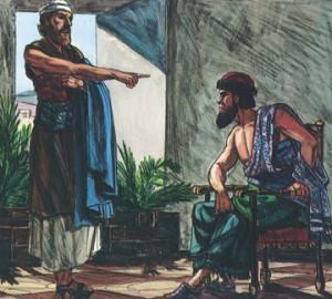 Go Back > Pix For > Elijah The Prophet And King Ahab
