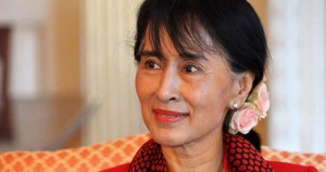 Home > Pepperpot > Lead Stories > Famous quotes from Aung San Suu Kyi