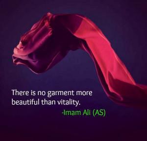Hazrat Imam Ali Ibn-e-Abi Talib R.A Spiritual Quotes
