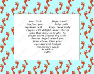 Love My Baby Boy Poems Baby boy love poem gift
