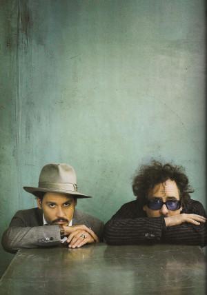 johnny depp tim burton Johnny Depp & Tim Burton on Jonathan Ross