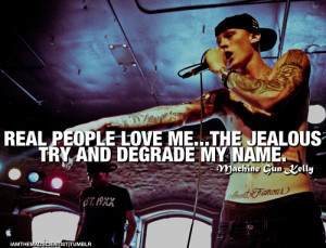 To help improve the quality of the lyrics, visit Machine Gun Kelly ...